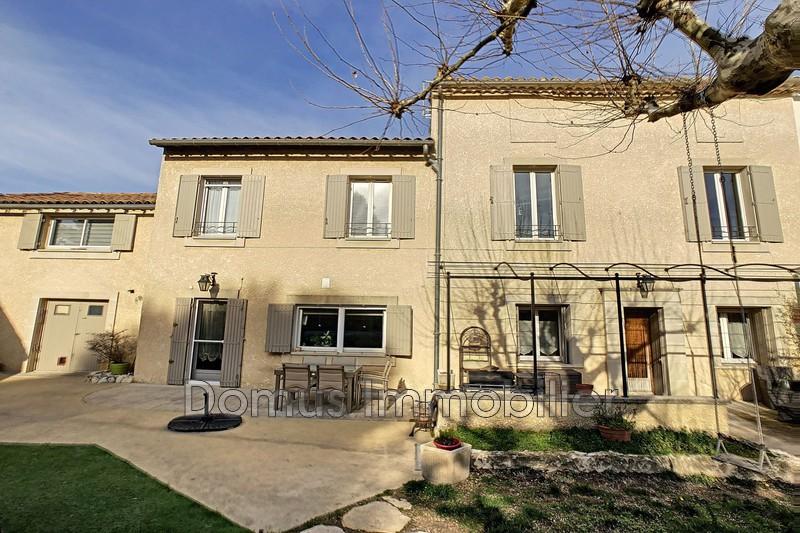 Photo Mas Saint-Saturnin-lès-Avignon   achat mas  4 chambres   168m²