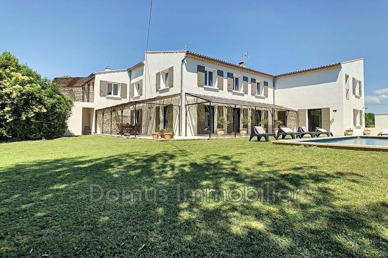 Photo Villa Le Thor Campagne,   achat villa  7 chambres   312m²