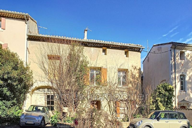 Photo Maison Saint-Saturnin-lès-Avignon   achat maison  3 chambres   110m²
