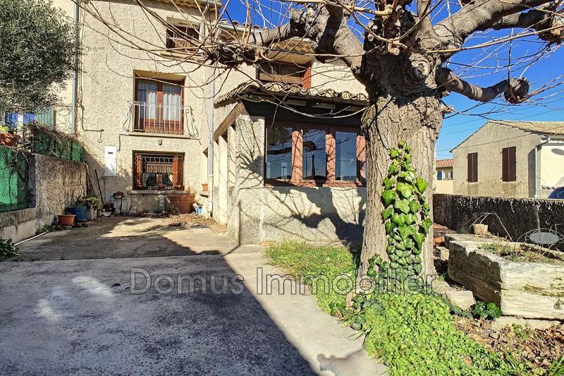 Photo Maison de village Vedène   achat maison de village  4 chambres   121m²