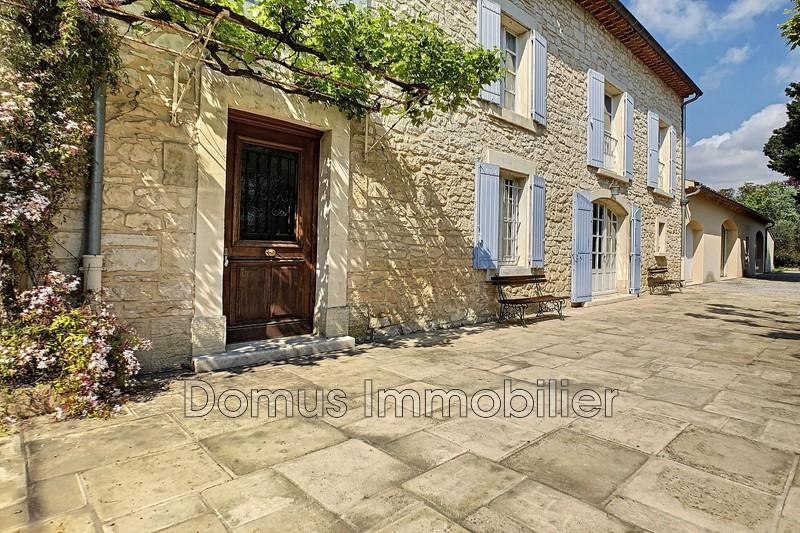 Photo Mas Pernes-les-Fontaines   achat mas  4 chambres   250m²