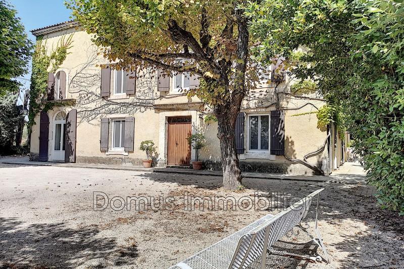 Photo Maison de campagne Morières-lès-Avignon Campagne,   achat maison de campagne  4 chambres   190m²