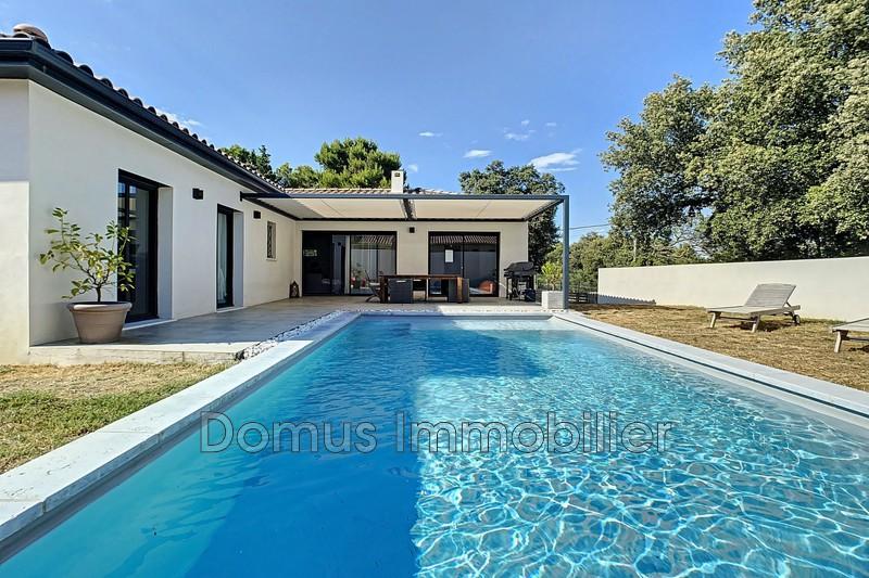 Photo Villa Saint-Saturnin-lès-Avignon   achat villa  3 chambres   123m²
