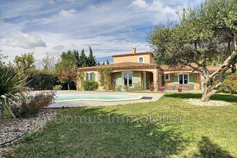 Photo Villa Saint-Saturnin-lès-Avignon   achat villa  3 chambres   127m²
