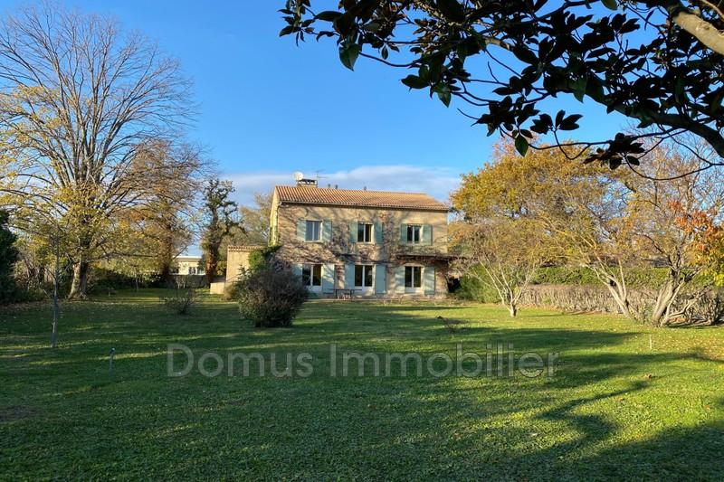 Photo Villa Morières-lès-Avignon Proche village,   achat villa  5 chambres   173m²