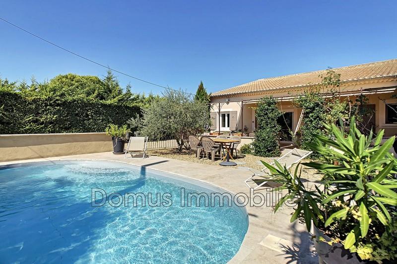 Photo Maison Saint-Saturnin-lès-Avignon   achat maison  3 chambres   124m²