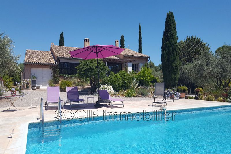 Photo n°14 - Vente Maison villa Flayosc 83780 - 499 000 €