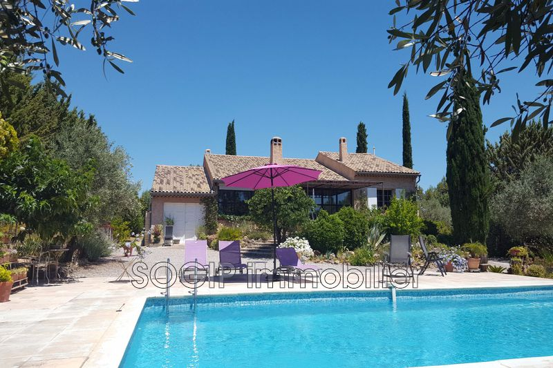 Photo n°7 - Vente Maison villa Flayosc 83780 - 499 000 €