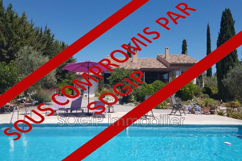 Photo Villa Flayosc Campagne,   achat villa  3 chambres   165m²