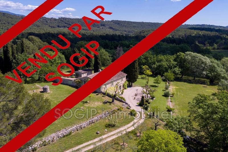 Photo n°1 - Vente Maison villa Draguignan 83300 - 999 000 €