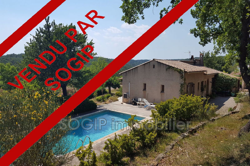 Photo Villa Flayosc Campagne,   to buy villa  4 bedrooms   180 m²