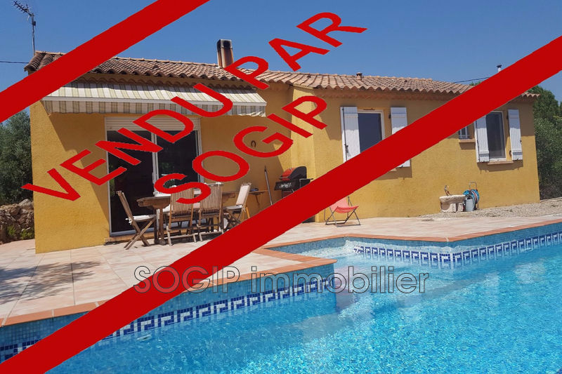 Photo Villa Flayosc Proche village,   to buy villa  4 bedrooms   113 m²
