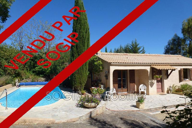 Photo Villa Flayosc   achat villa  3 chambres   92m²