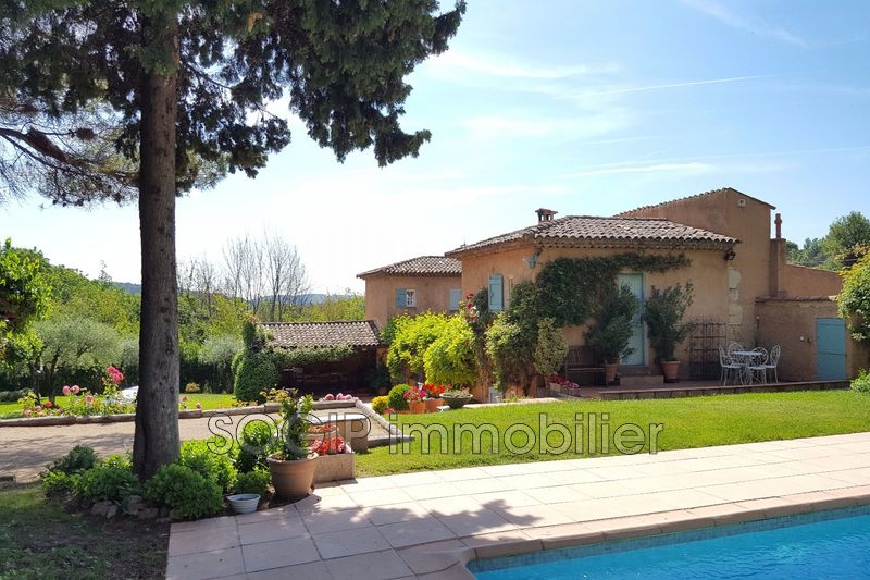 Photo Villa Flayosc Proche village,   achat villa  5 chambres   250m²