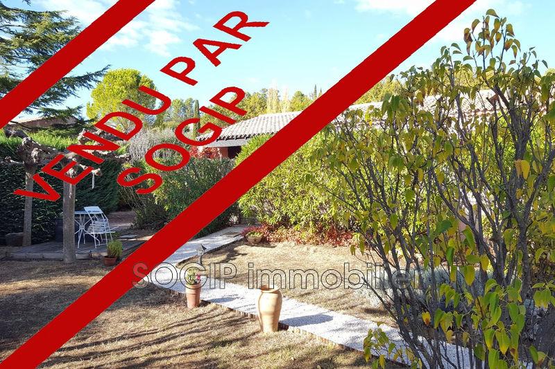 Photo Villa Flayosc Proche village,   achat villa  3 chambres   83m²
