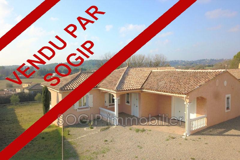 Photo Maison récente Draguignan   achat maison récente  3 chambres   111m²