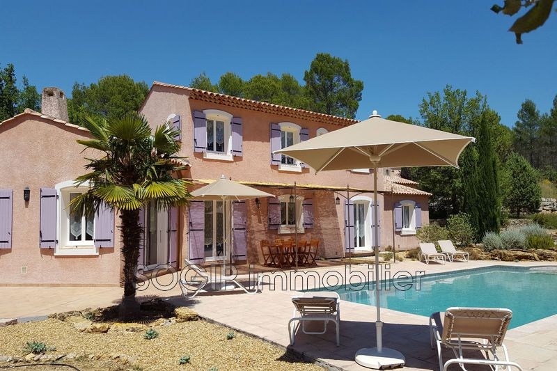 Photo Villa Flayosc Campagne,   to buy villa  5 bedrooms   190 m²
