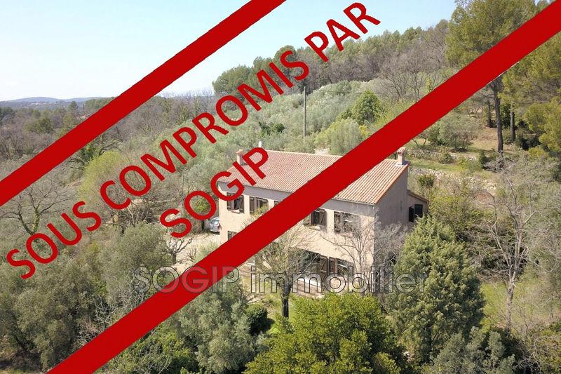 Photo Villa Draguignan   achat villa  5 chambres   190m²