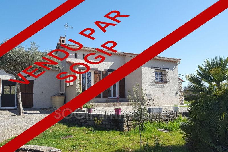 Photo Villa Draguignan Campagne,   achat villa  3 chambres   117m²
