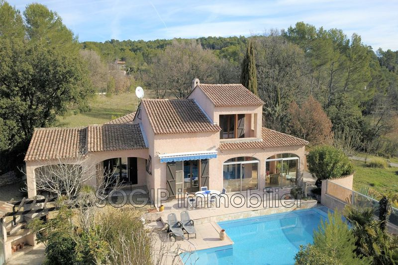 Photo Villa Flayosc Campagne,   to buy villa  3 bedrooms   130 m²