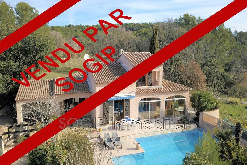 Photo Villa Flayosc Campagne,   to buy villa  3 bedrooms   130m²