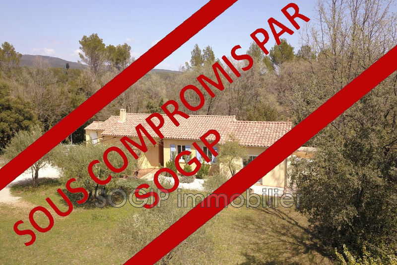 Photo Villa Flayosc Campagne,   to buy villa  4 bedrooms   145 m²