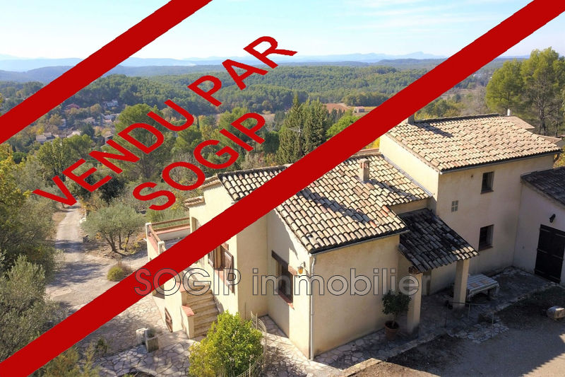 Photo Villa provençale Flayosc Proche village,   to buy villa provençale  4 bedrooms   142m²