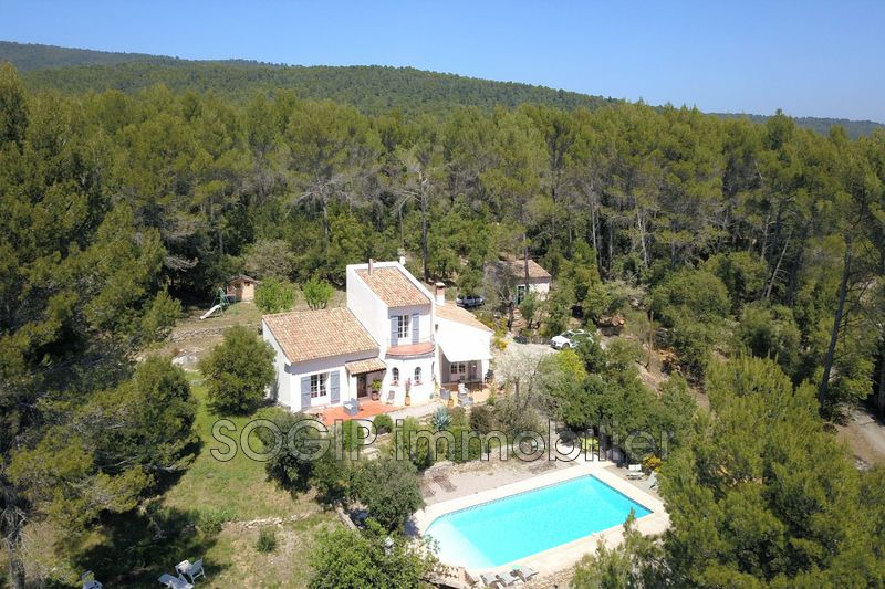 Photo Villa Flayosc Campagne,   to buy villa  5 bedrooms   200 m²