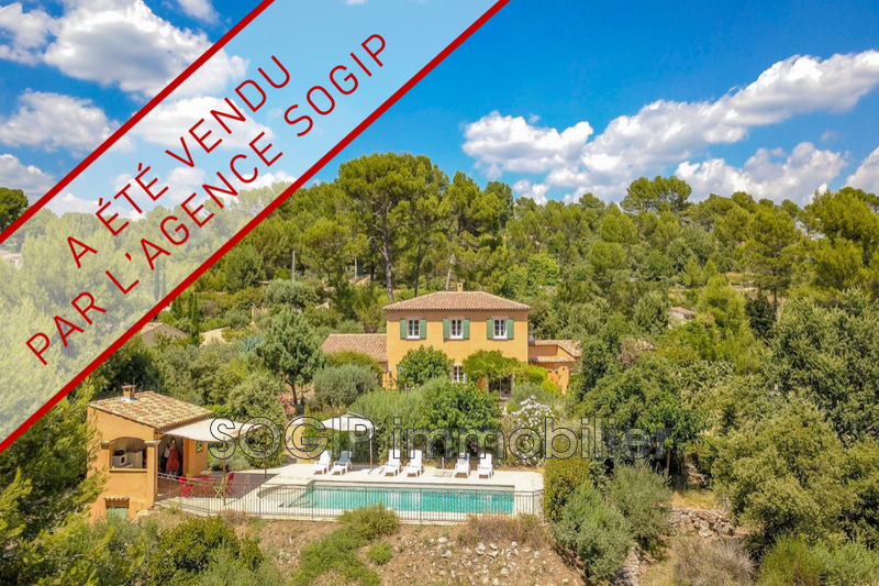 Photo Villa Flayosc Campagne,   achat villa  5 chambres   175m²