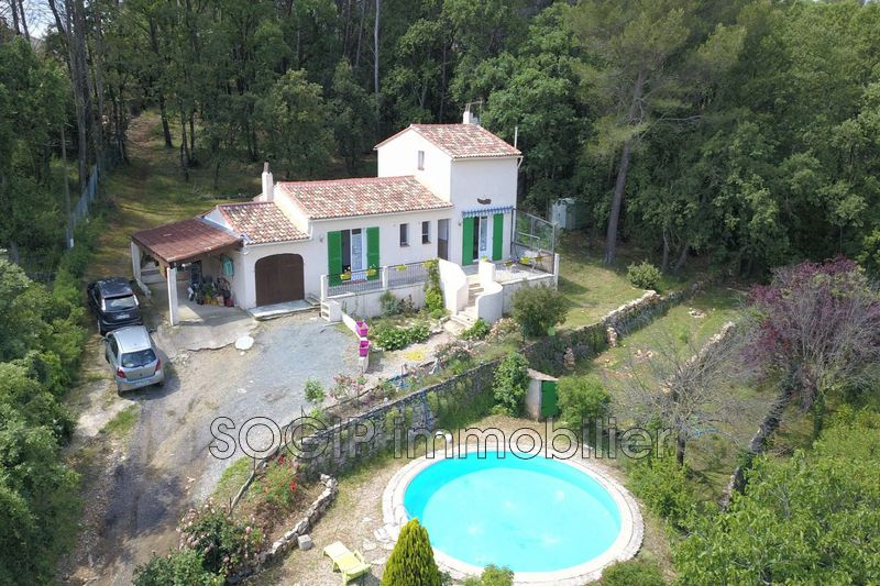 Photo Villa Flayosc Campagne,   to buy villa  3 bedrooms   80 m²