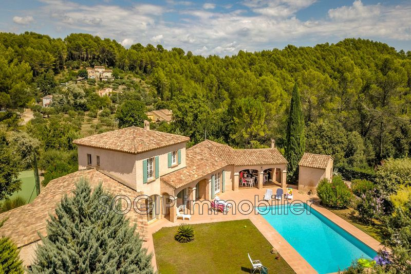 Photo Villa Flayosc Campagne,   achat villa  5 chambres   250m²
