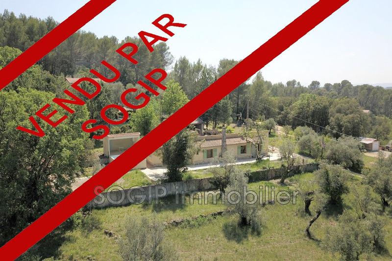 Photo Villa Draguignan Campagne,   achat villa  3 chambres   80m²
