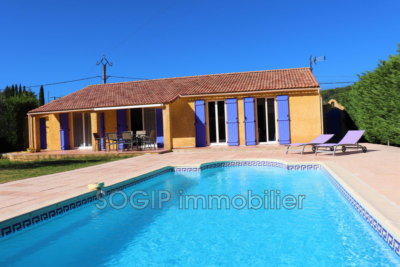 Photo Villa Flayosc Campagne,   to buy villa  4 bedrooms   120 m²
