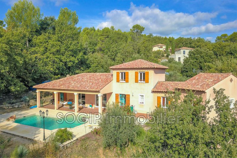 Photo Villa Flayosc Campagne,   to buy villa  6 bedrooms   220 m²