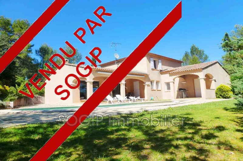 Photo Villa Flayosc Campagne,   achat villa  4 chambres   140m²