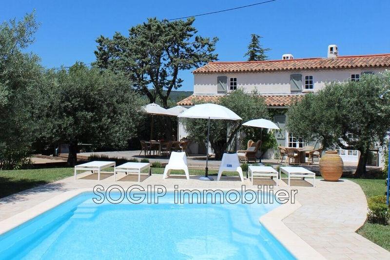Photo Villa Flayosc Proche village,   achat villa  4 chambres   146m²