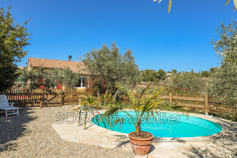 Photo Villa Flayosc Campagne,   to buy villa  3 bedrooms   82 m²