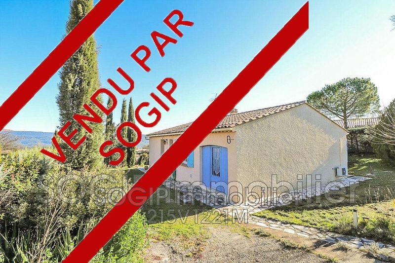 Photo Villa Flayosc Proche village,   achat villa  3 chambres   108m²