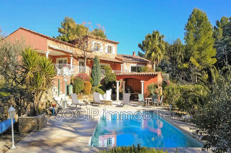 Photo Villa Flayosc Campagne,   achat villa  5 chambres   235m²