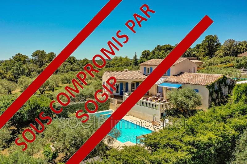 Photo Villa Flayosc Campagne,   achat villa  3 chambres   130m²