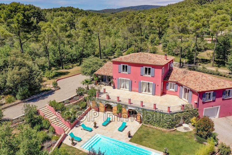 Photo Villa Flayosc Campagne,   achat villa  4 chambres   300m²