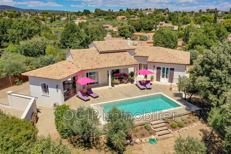 Photo Villa Flayosc Campagne,   to buy villa  4 bedrooms   150 m²