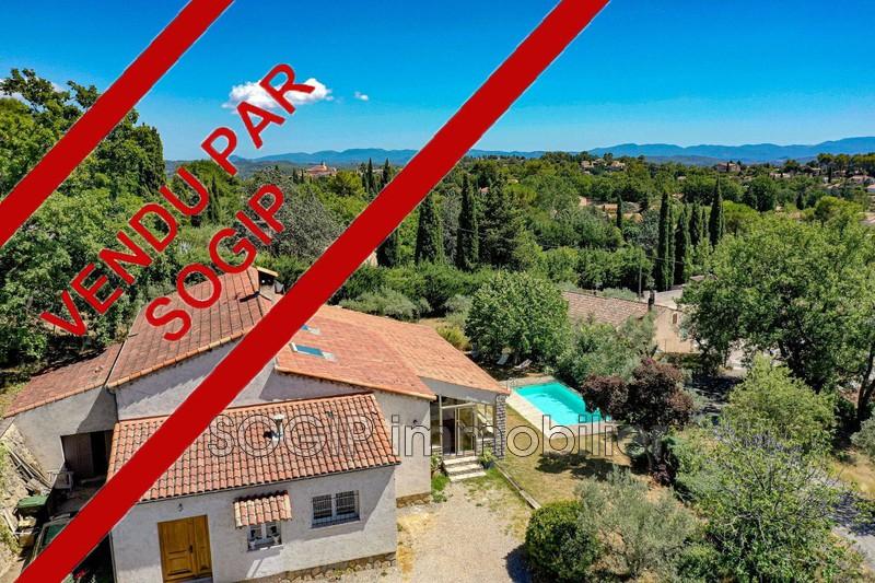 Photo Villa Flayosc Campagne,   achat villa  6 chambres   220m²