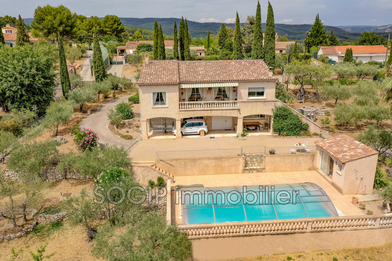 Photo Villa Flayosc Proche village,   to buy villa  4 bedrooms   186 m²