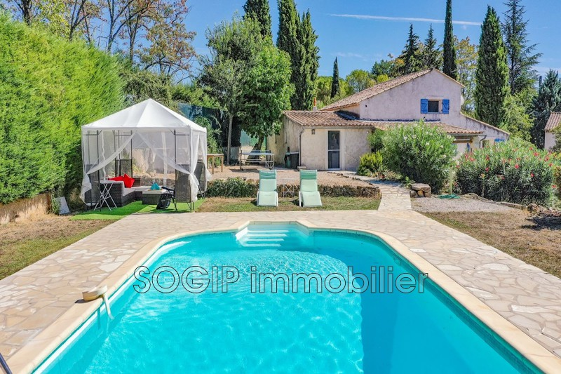 Photo Bastide Flayosc Proche village,   to buy bastide  3 bedrooms   125 m²