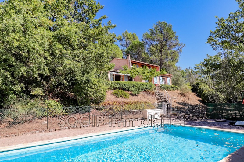 Photo Villa Flayosc Campagne,   achat villa  4 chambres   130m²