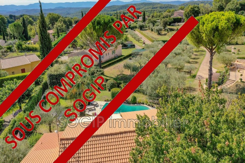 Photo Villa Flayosc   achat villa  3 chambres   106m²
