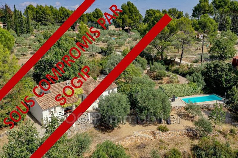 Photo Villa Flayosc   achat villa  3 chambres   100m²