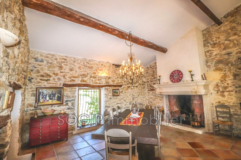 Photo n°11 - Vente Maison bastide Flayosc 83780 - 890 000 €