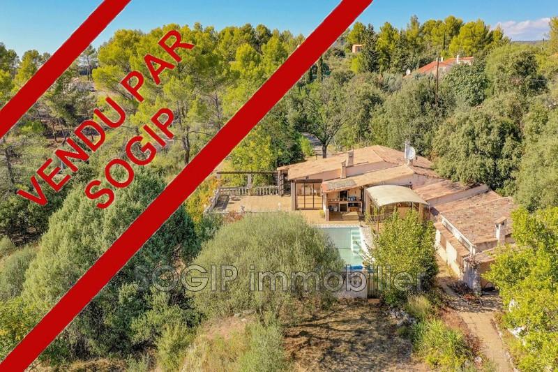 Photo Villa Flayosc Campagne,   achat villa  2 chambres   108m²